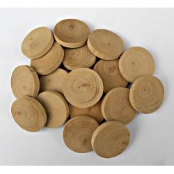 Dřevěné kolečko bez...