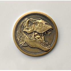 Tyrannosaurus Rex Geocoin -...