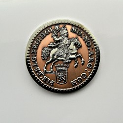Dutch Rider Geocoin