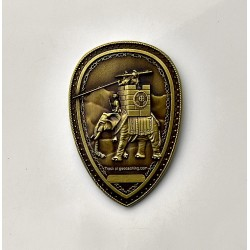 Hannibal Geocoin Antique...