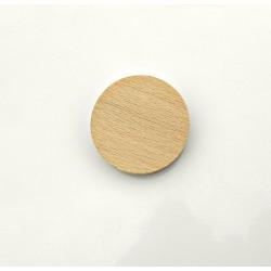 Pamětní dřevěná mince 20ks - buk masiv