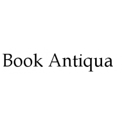 Písmo Book Antiqua
